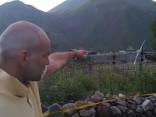 """Kustība """"Spēks vienotībā"""" veic izpēti Truso reģionā Gruzijā"""