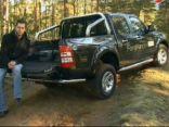 Tavs Auto un Sandris Jūra testē Ford Ranger. 1. daļa