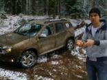 Dacia Duster izturības pārbaude