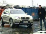 Tavs Auto izmēģina jauno BMW X3